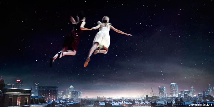 And 2014's Top TV Christmas Ad is…