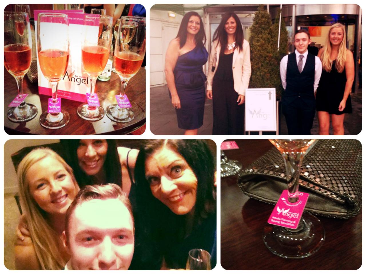CIM Wales Canmol Marketing Awards 2014 - The Media Angel