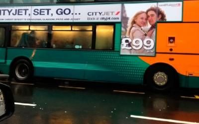Bus Advertising Statistics