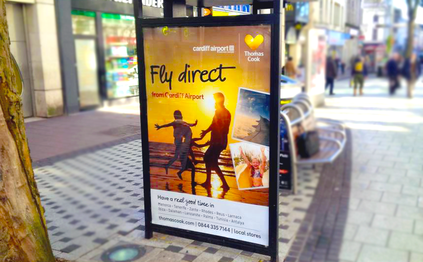 The Media Angel launch new Thomas Cook campaign
