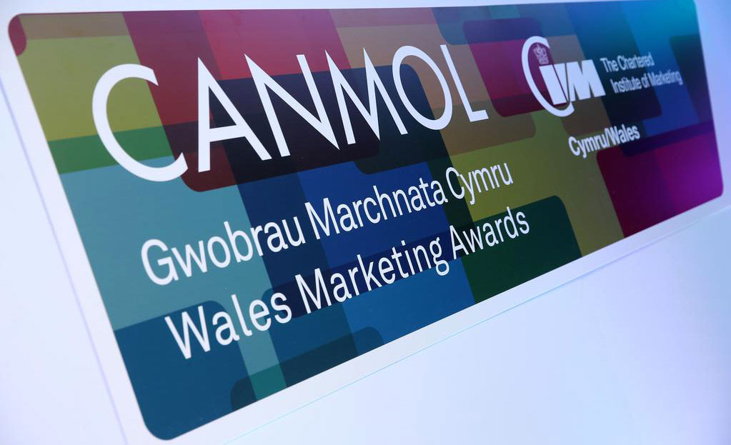 We've made the finals for a CIM Canmol Marketing Award