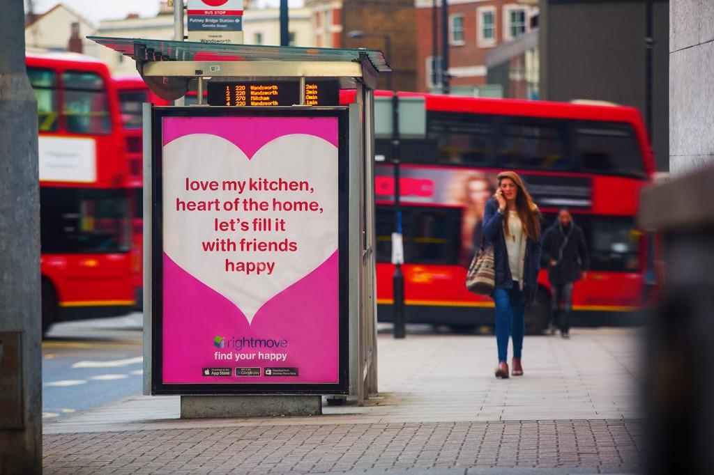 Roadside Advertising - Bus Stop 6 Sheets - The Media Angel