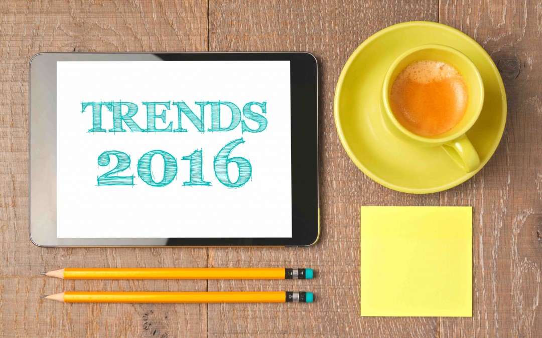 Marketing trend predictions for 2016