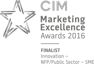 The Media Angel finalists in the National CIM Excellence Awards!