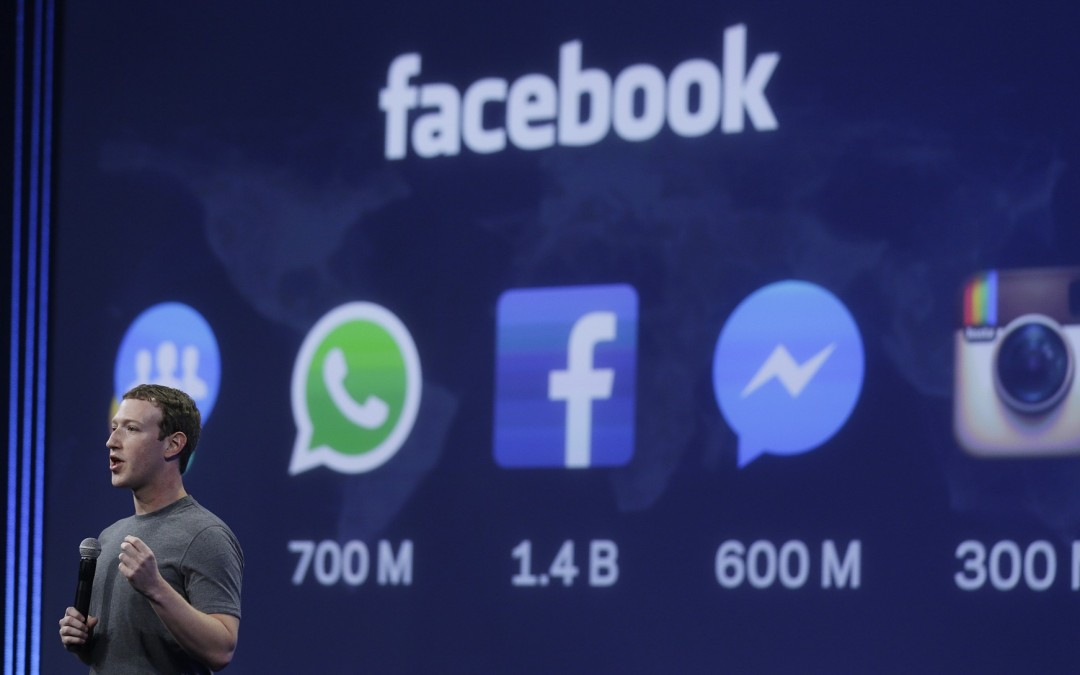 Facebook Revenue Continues to Increase