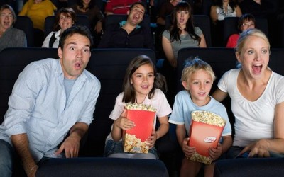 Cinema Advertising Spend Increases