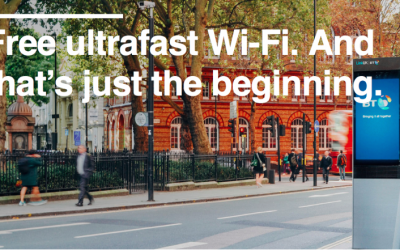 Ad-funded free Wi-Fi kiosks launched by BT and Primesight