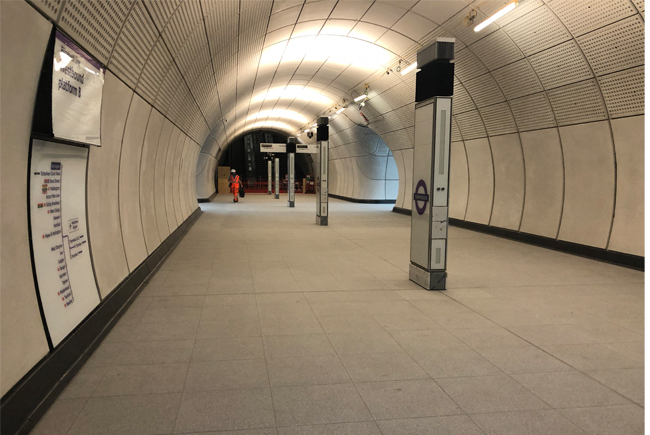 TfL teases new ad space design for the Elizabeth Line