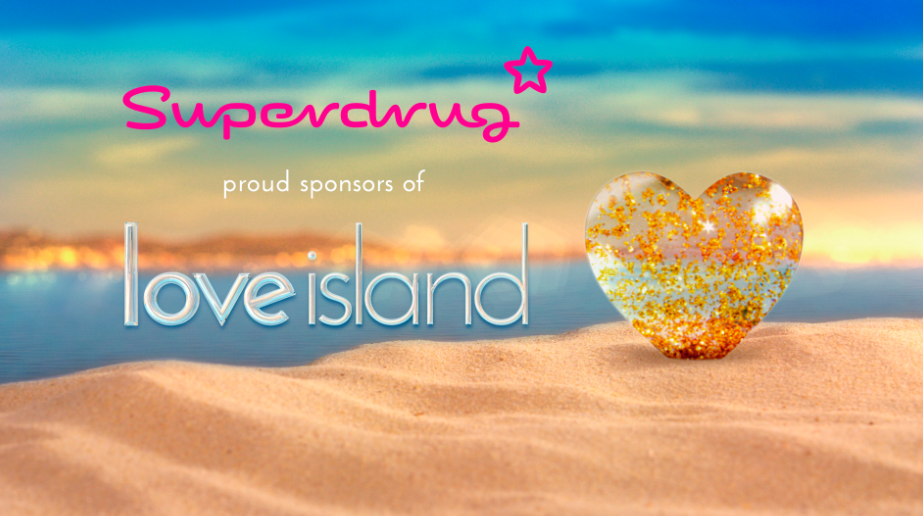 Love Island tie-up helps boost profits at Superdrug