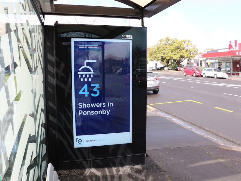 Adshel Live becomes UK's largest DOOH network