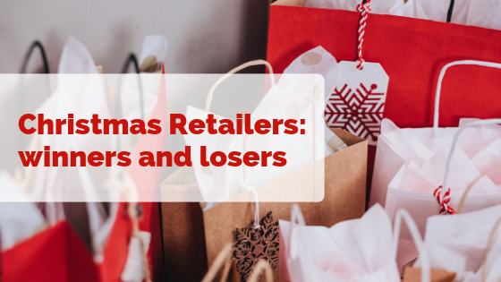 Christmas Retailers: winners and losers
