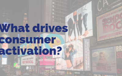 What drives consumer activation?
