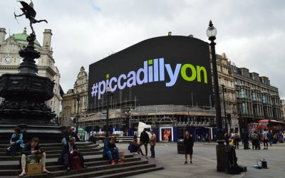 Piccadilly Circus billboards to be bigger and brighter than ever