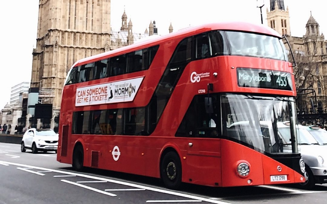 5 Reasons Why You Should Use Transport Advertising