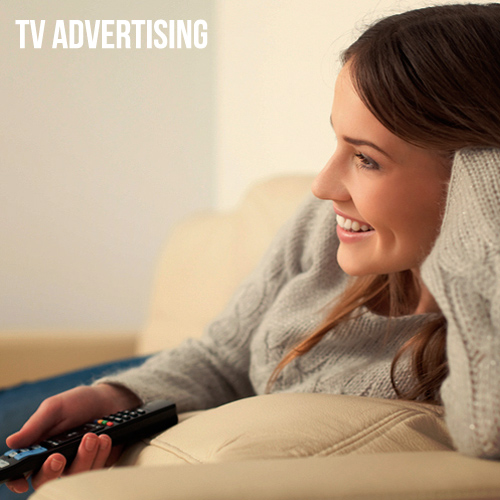 TV television advertising wales