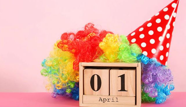 Top 5 April Fools' Day Pranks 2019
