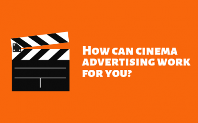How cinema advertising can work for you
