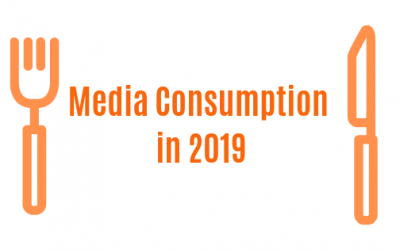 How are audiences consuming media in 2019?