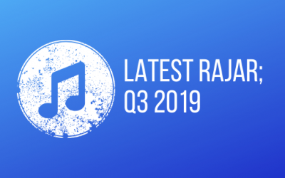 The latest Rajar, Q3 2019