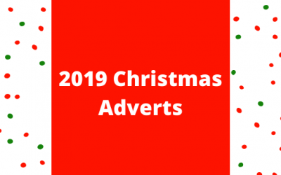 The 2019 Christmas adverts have started!