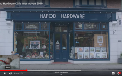 The cutest Christmas advert this year only cost £100 to make!