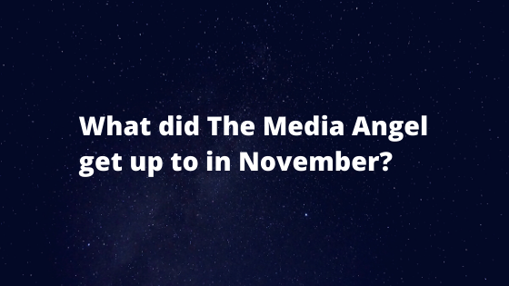 What did we get up to in November?