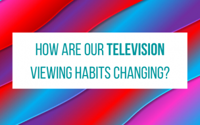 How are our television viewing habits changing?