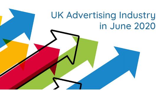 UK advertising industry in June 2020