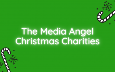 The Media Angel's Christmas Charities