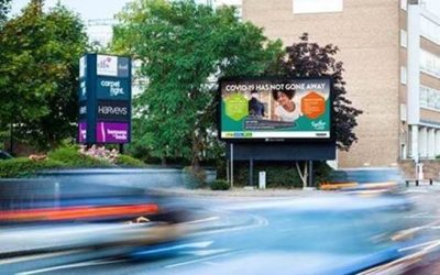 Good news for outdoor advertising