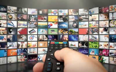 TV viewing increased by 14% in 2020