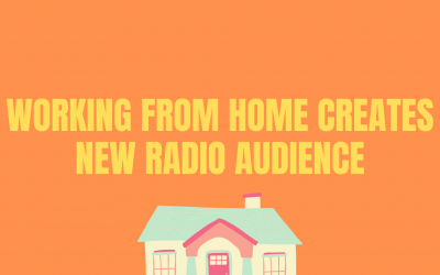 Working from home creates new radio audience